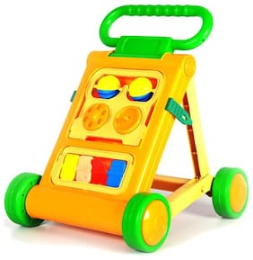 Bajaj Baby products Walker- Yellow