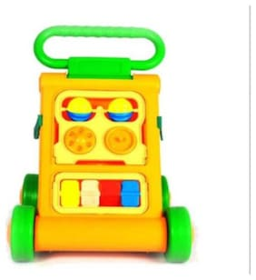 Bajaj Baby Products Green Baby Walker