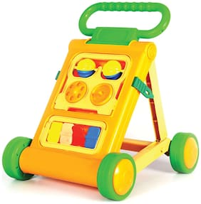 Bajaj Baby Walker- Yellow