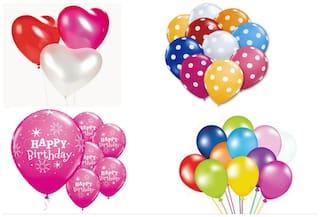 Balloon decoration combo