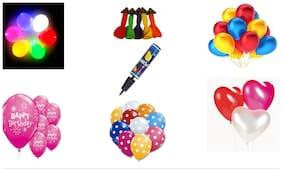 Balloons combo