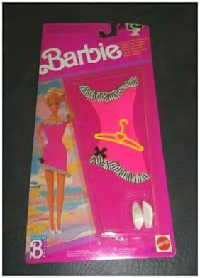 Barbie 8367 Dress Mattel 1990 NEW IN PACKAGE