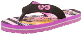 Barbie Girl's Flip-Flops and House Slippers
