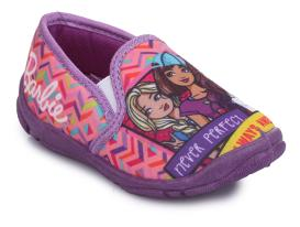 Barbie Purple Casual Shoes For girls