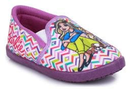 Barbie Purple Girls Casual Shoes