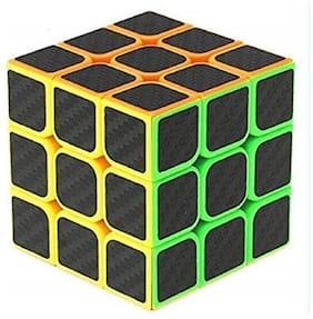 Barodian's 3x3 Neon Colors Magic Rubik Cube
