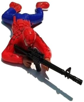 Barodian's Avengers Super Hero Crawling Captain America (Spider - Man)