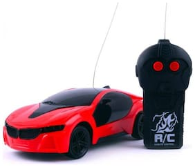 BDW i80 Model Car with 3D Lights and Music, Remote Controlled