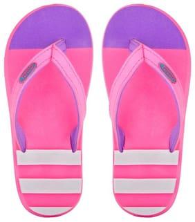 Beanz Pink Boys Slippers