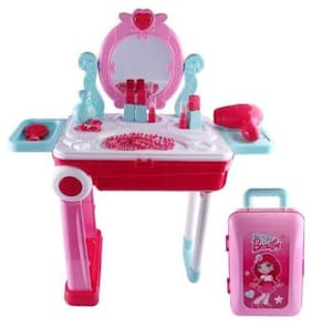 Beauty Makeup Pretend Play Toy Set for Girls
