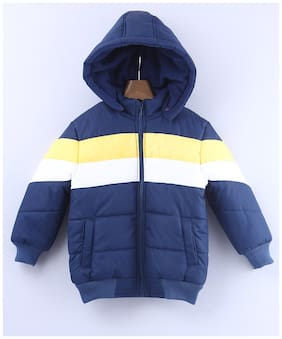 Beebay Boy Polyester Solid Winter jacket - Multi