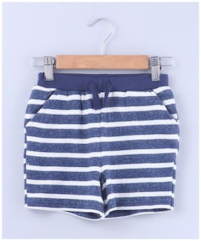 Beebay Shorts & 3/4ths For Boy (Blue)