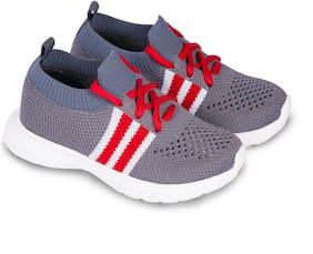 BEFIT JUNIOR Red Girls Sport Shoes