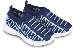 BEFIT JUNIOR Blue Girls Sport Shoes