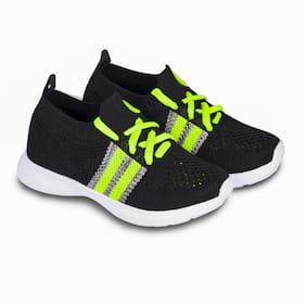 BEFIT JUNIOR Black Girls Sport Shoes