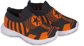 BEFIT JUNIOR Grey Girls Sport Shoes