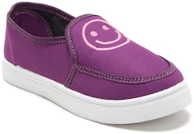 BEGETTER The Inceptioner Purple Girls Casual Shoes