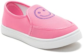 BEGETTER The Inceptioner Pink Girls Casual Shoes