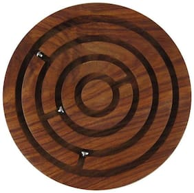 Being Creative Wooden Labyrinth Board game