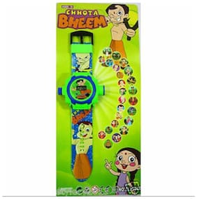 Ben 10 24 Different Images Projector Digital Watch Toy of Premium Quality For Kids by Cartbeam