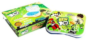 Ben 10 Kids Mini Laptop English Learner Study Game Computer Notebook Toy By Signomark.