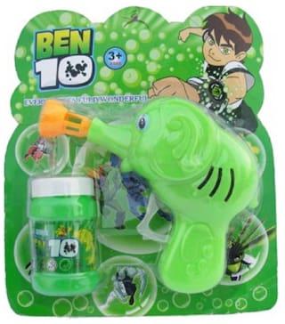 Ben 10 Toy Bubble Gun