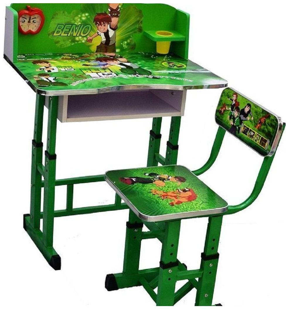 Ben Ten 3 D Study Table and Chair for kids / Children