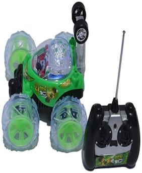 Ben10 Awesome Stunt Car