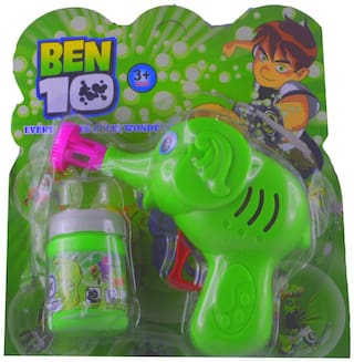 Ben10 Bubble Shooter Gun