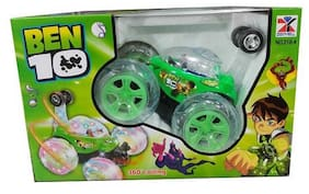 Ben10 Electronic Stunt Car Rechargeable
