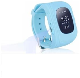Benison India WRIST WATCH WITH ANTI-LOST GPS TRACKER SOS CALL LOCATION PEDOMETER FOR KIDS