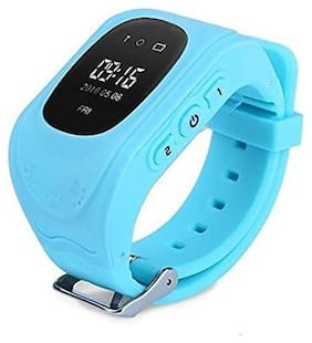 Benison India Smart Kid Safe GPS Watch SOS Call Location Finder Locator Tracker Anti Lost for Kids