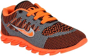 BERSACHE Orange Boys Sport shoes
