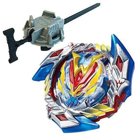 Bestie Toys Beyblade Burst Rare Limited Edition with Launcher and String for Each (Multicolor)