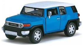 Bestie Toys Kinsmart 1:36 Scale Die Cast Toyota FJ Cruiser Door Openable Car