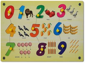 Bey Bee : Educational Toys for baby Learning fast (Number Learning Kit)