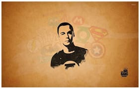 Big Bang Theory sticker   big bang theory stickers   big bang theory sticker for room   big bang theory sticker for wall