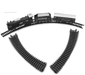 Black Box Train Track Set 67 Cms Diameter Of Track