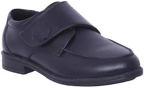 IRNADO Black Boys School Shoes