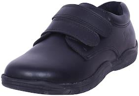 IRNADO Black School shoes For Girls