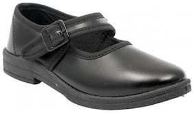 Pollo Black Girls School shoes