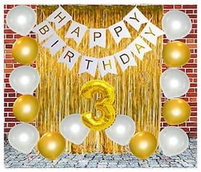 Blooms Mall 3rd Birthday Combo (29 pcs)