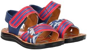Blue kids Fun Sandals