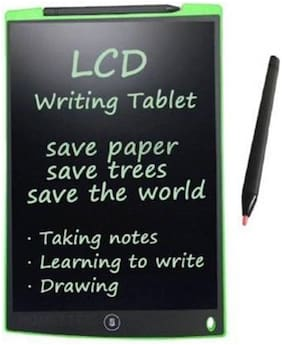 Bluebells India LCD Writing Board Office School Drawing Record Notes Tablet Handwriting Pad