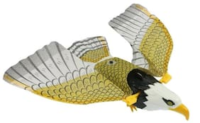 BM Flying Eagle Bird String to Hang. Battery Operated Toy (Multicolor)