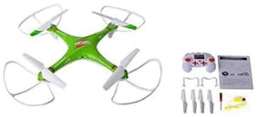 BN ENTERPRISE 6 Channel LH-X10 Remote Controlled 6 Axis 2.4 Ghz Quadcopter With Built-In Gyro Play For Child