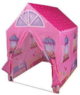 BN ENTERPRISE  Doll House Play Tent - Toddler Toys,Playhouse Children Indoor & Outdoor,Foldable Storage Play Tent Boys,Girls & Babies