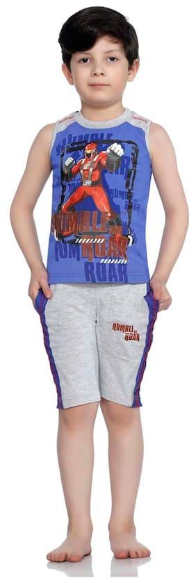 ceef1fe43a Boys Nightwear – Buy Boys Night Suits, Pyjamas Online at Best Price ...