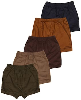 Yellow Chilli Boxer For Boys - Multi , Set of 5