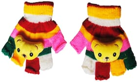 Netboys Boy Wool Gloves - Multi